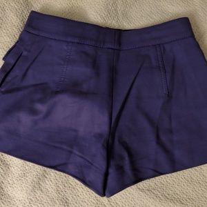 Emilio Pucci Cheek Peeker Shorts